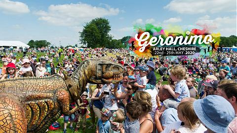 Geronimo Fest - Arley Hall