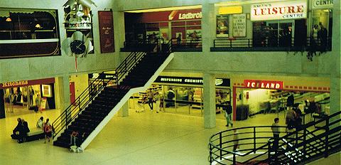 Runcorn Shopping City