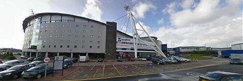 University of Bolton Stadium (Formerly Macron)